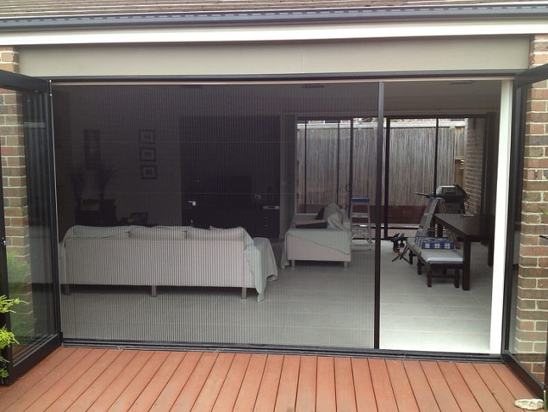 Retractable Flyscreens Gallery Clearshield Victoria